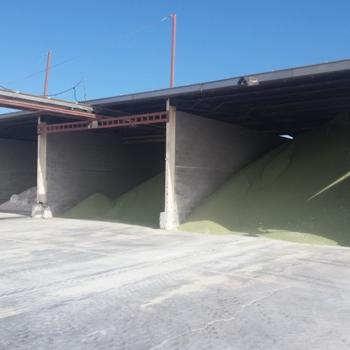 FERTILIZER BULK STORAGE - DRY