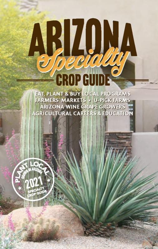 Arizona Specialty Crop Guide 2021