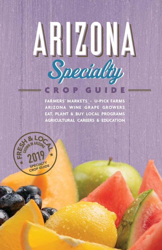 Arizona Specialty Crop Guide 2019